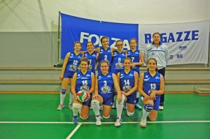 Grandissime ragazze, vittoria per 3 a 0 a Varese