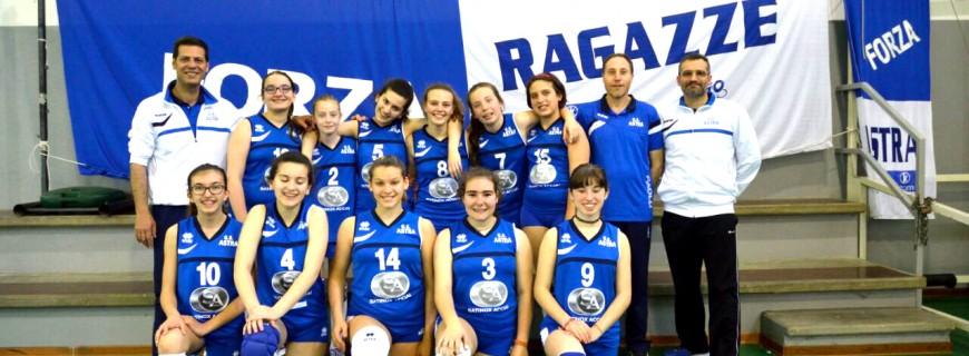 Pallavolo – Concluso Campionato Under 13